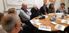 Reunión de Voluntarios